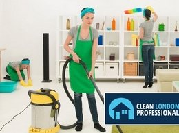 https://www.londoncleanprof.co.uk/domestic-cleaning website